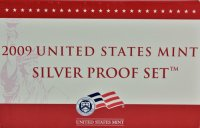 2009 U.S. Silver Proof Coin Set