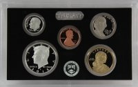 2015 U.S. Silver Proof Coin Set