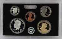 2013 U.S. Silver Proof Coin Set