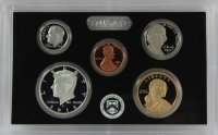 2012 U.S. Silver Proof Coin Set