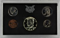 1969 U.S. Proof Coin Set