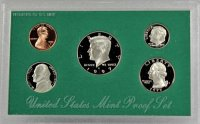 1997 U.S. Proof Coin Set
