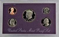 1989 U.S. Proof Coin Set