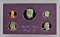 1985 U.S. Proof Coin Set