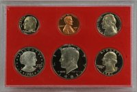 1981 U.S. Proof Coin Set