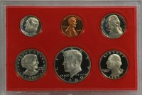 1980 U.S. Proof Coin Set