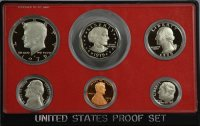 1979 U.S. Proof Coin Set (Type 2 Dollar)