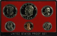 1974 U.S. Proof Coin Set