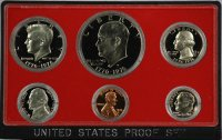 1976 U.S. Proof Coin Set