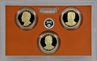 2016 U.S. Presidential Dollar Proof Coin Set