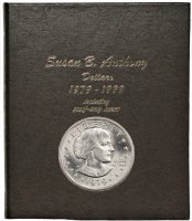 1979-1999 15-Coin Set of Susan B. Anthony Dollars - BU - w/ Proofs
