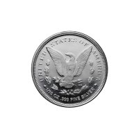 1/10 oz Silver Round - Varied Design