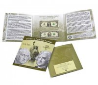 2020 America's Founding Fathers Currency Set