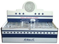 Silver Dollar Coin Tube