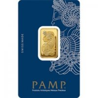 PAMP Suisse Lady Fortuna 10 gram Gold Bar - (Veriscan®, In Assay)