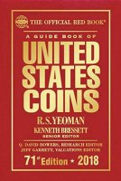 2018 Red Book Of U.S. Coins - 71st Edition - By R.S. Yeoman