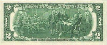 1976 $2.00 Bicentennial Federal Reserve Note - Star Note - San Francisco - Gem Crisp Uncirculated