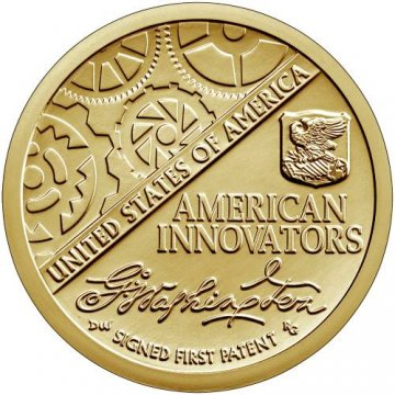 2018 American Innovation Dollar Coin - P or D Mint Single - First in series!