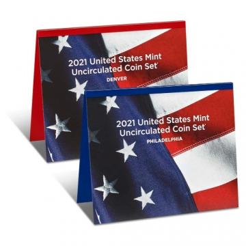 2021 U.S. Mint Coin Set