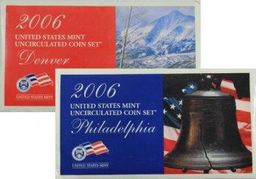 2006 U.S. Mint Coin Set