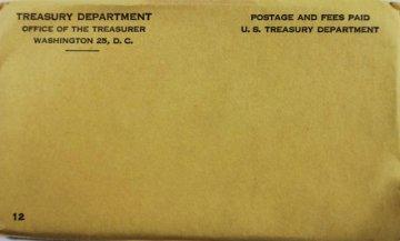 1960 U.S. Silver Mint Coin Set