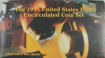 1995 U.S. Mint Coin Set