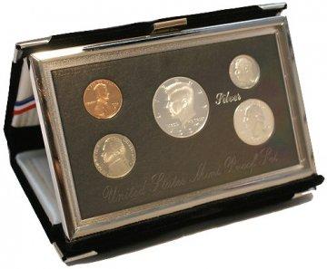 1997 U.S. Premier Silver Proof Set