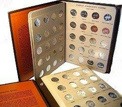 1999-2008 200-Coin Set of U.S. State Quarters - BU - w/ Proofs