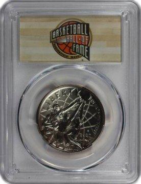 2020-S Basketball Hall of Fame Kids Enhanced Proof Half Dollar 50C PCGS SP-70 First Strike