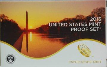 2013 U.S. Proof Coin Set