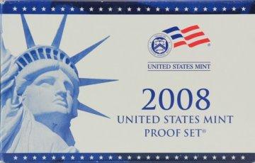 2008 U.S. Proof Coin Set