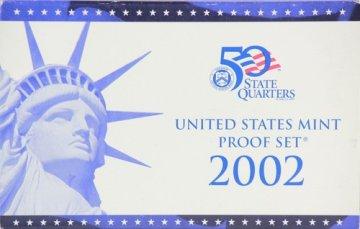 2002 U.S. Proof Coin Set