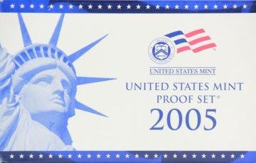 2005 U.S. Proof Coin Set