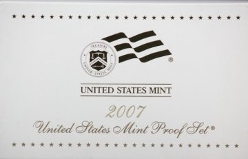 2007 U.S. Proof Coin Set