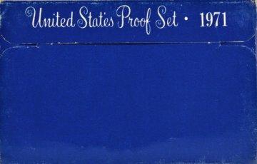 1971 U.S. Proof Coin Set