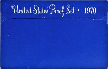 1970 U.S. Proof Coin Set
