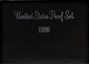 1980 U.S. Proof Coin Set