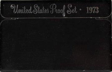 1973 U.S. Proof Coin Set
