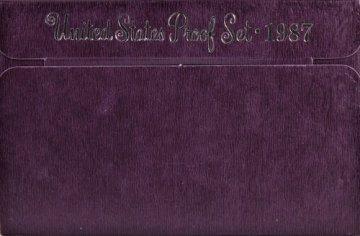 1987 U.S. Proof Coin Set