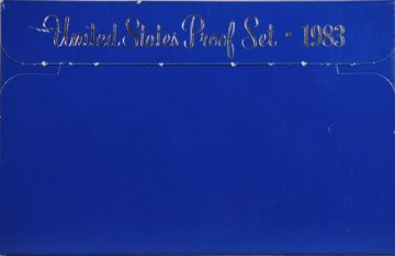1983 U.S. Proof Coin Set