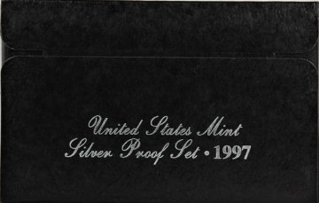 1997 U.S. Silver Proof Coin Set