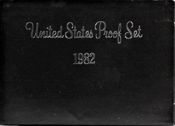 1982 U.S. Proof Coin Set