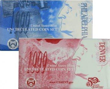 1999 U.S. Mint Coin Set