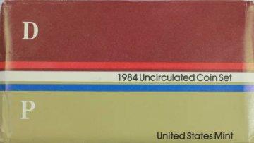 1984 U.S. Mint Coin Set