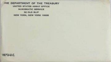 1972 U.S. Mint Coin Set