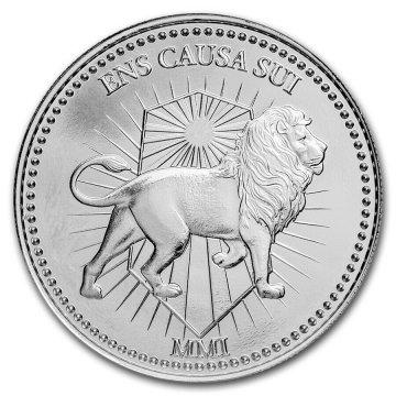 John Wick 1 oz Silver Continental Coin - Gem BU