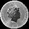 2019 1 oz Niue Silver Clone Trooper - Star Wars Coin - Gem BU