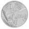 2019 1 oz Niue Silver Darth Vader Lightsaber- Star Wars Coin Reverse