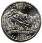 2006 Colorado State Quarter Coin - P or D Mint - BU