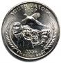 2006 South Dakota State Quarter Coin - P or D Mint - BU